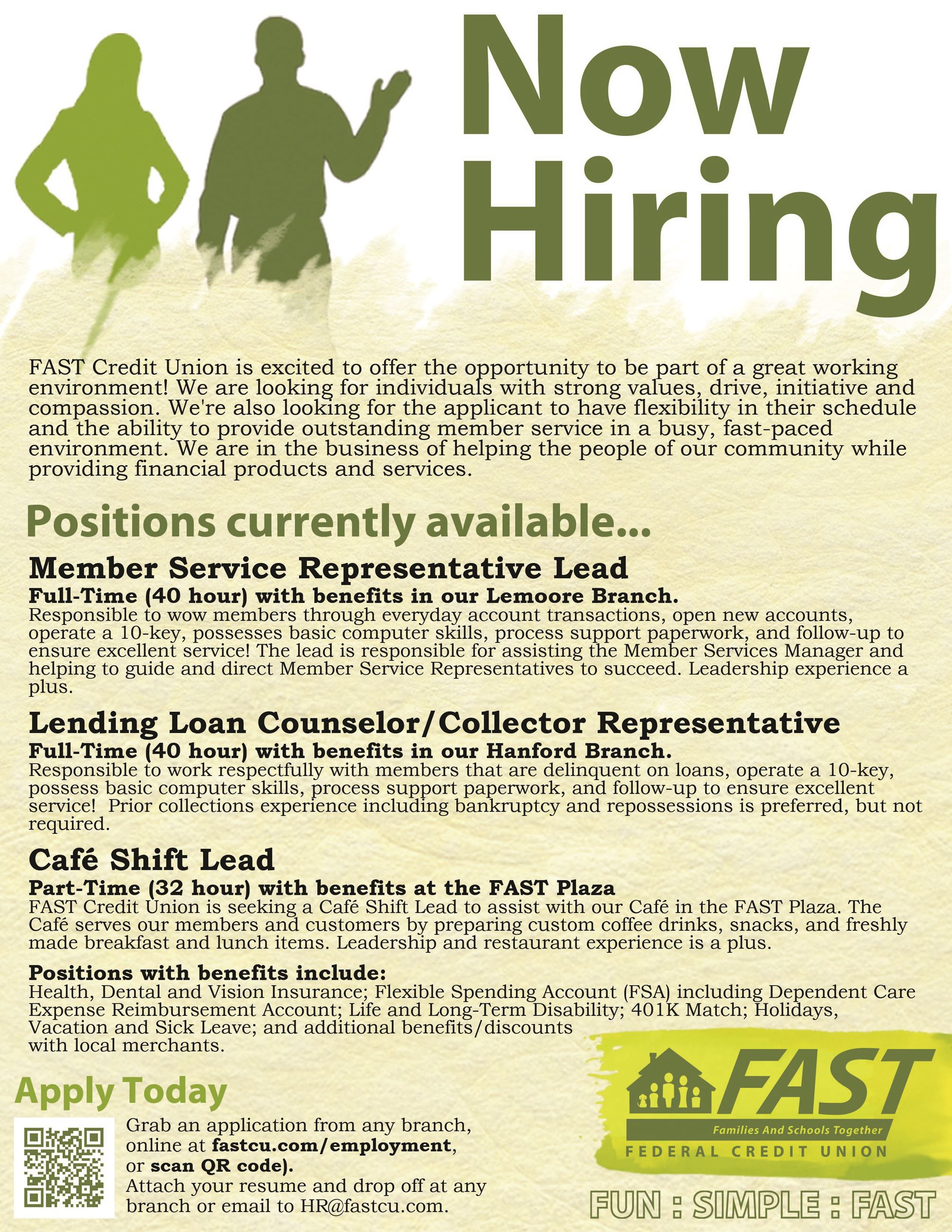 2018.08.22 FAST Now Hiring Flyer