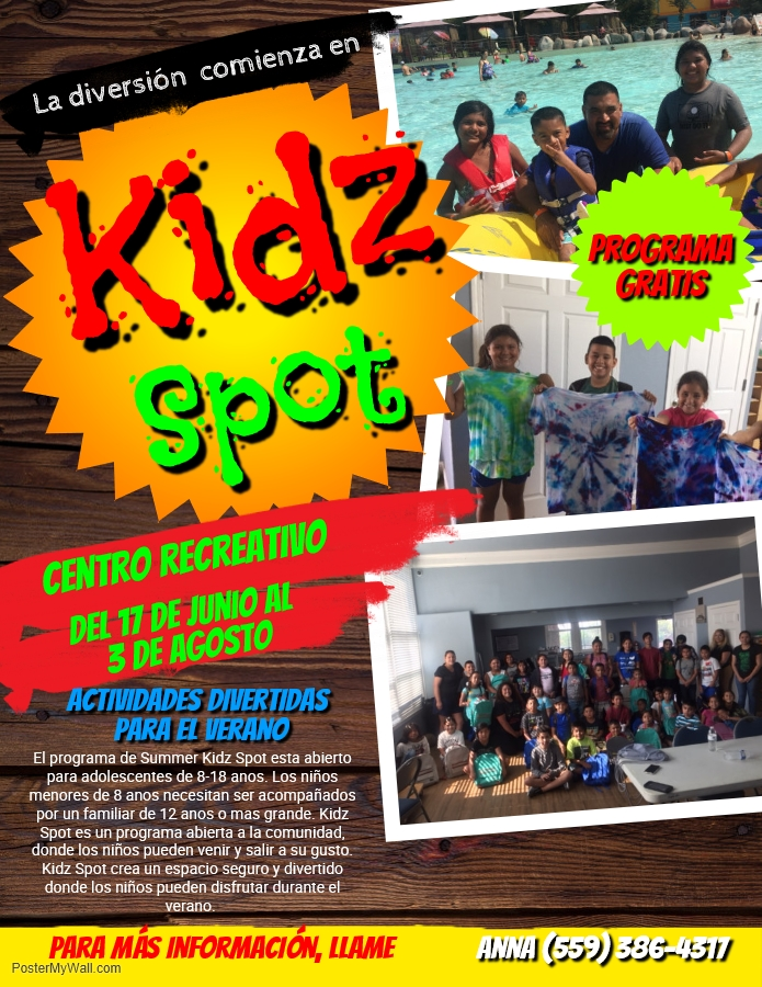 Revised Spanish Kidz Spot