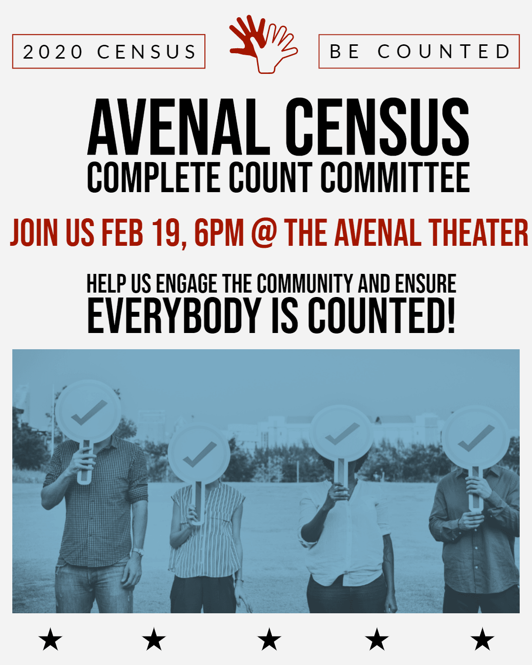Census Feb Meeting
