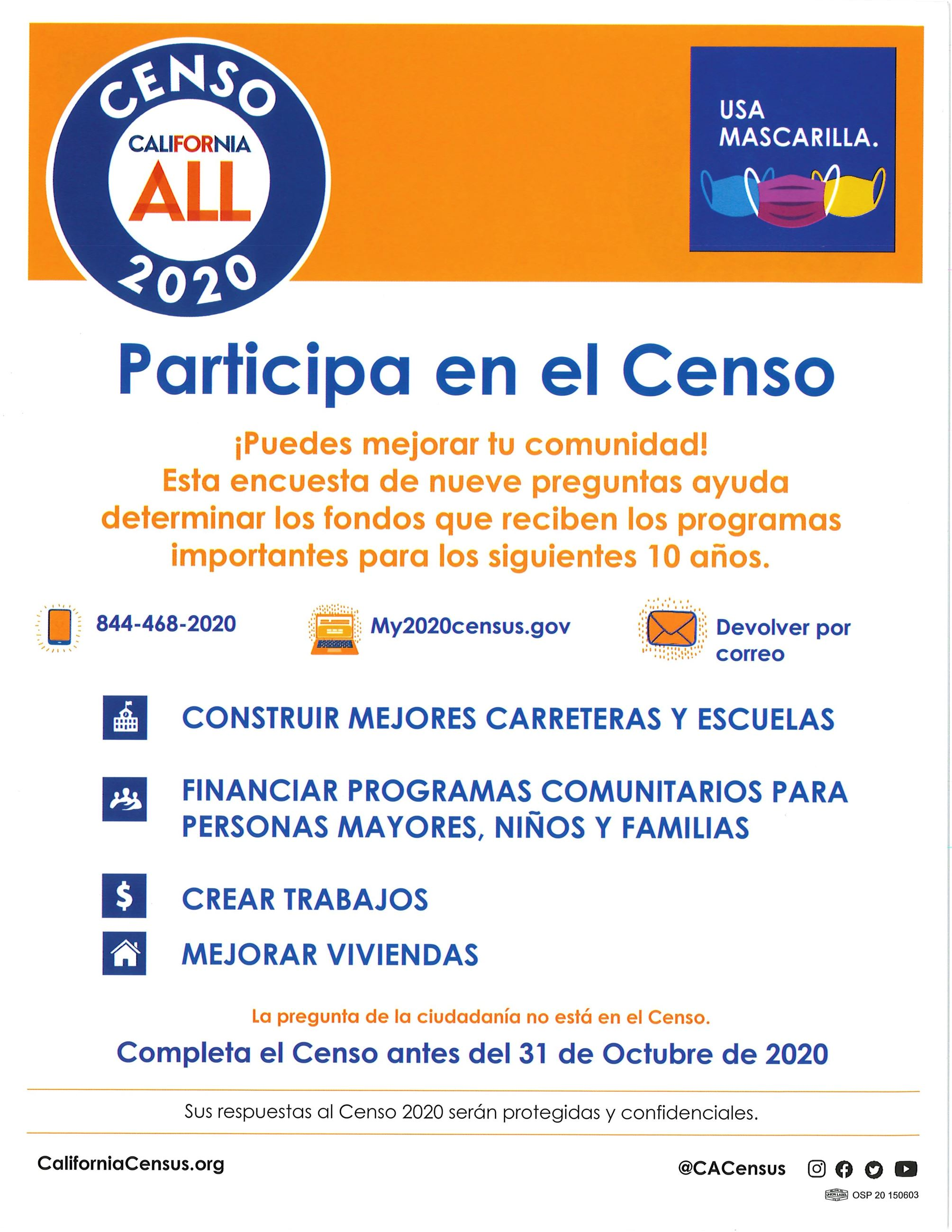 Census flyers