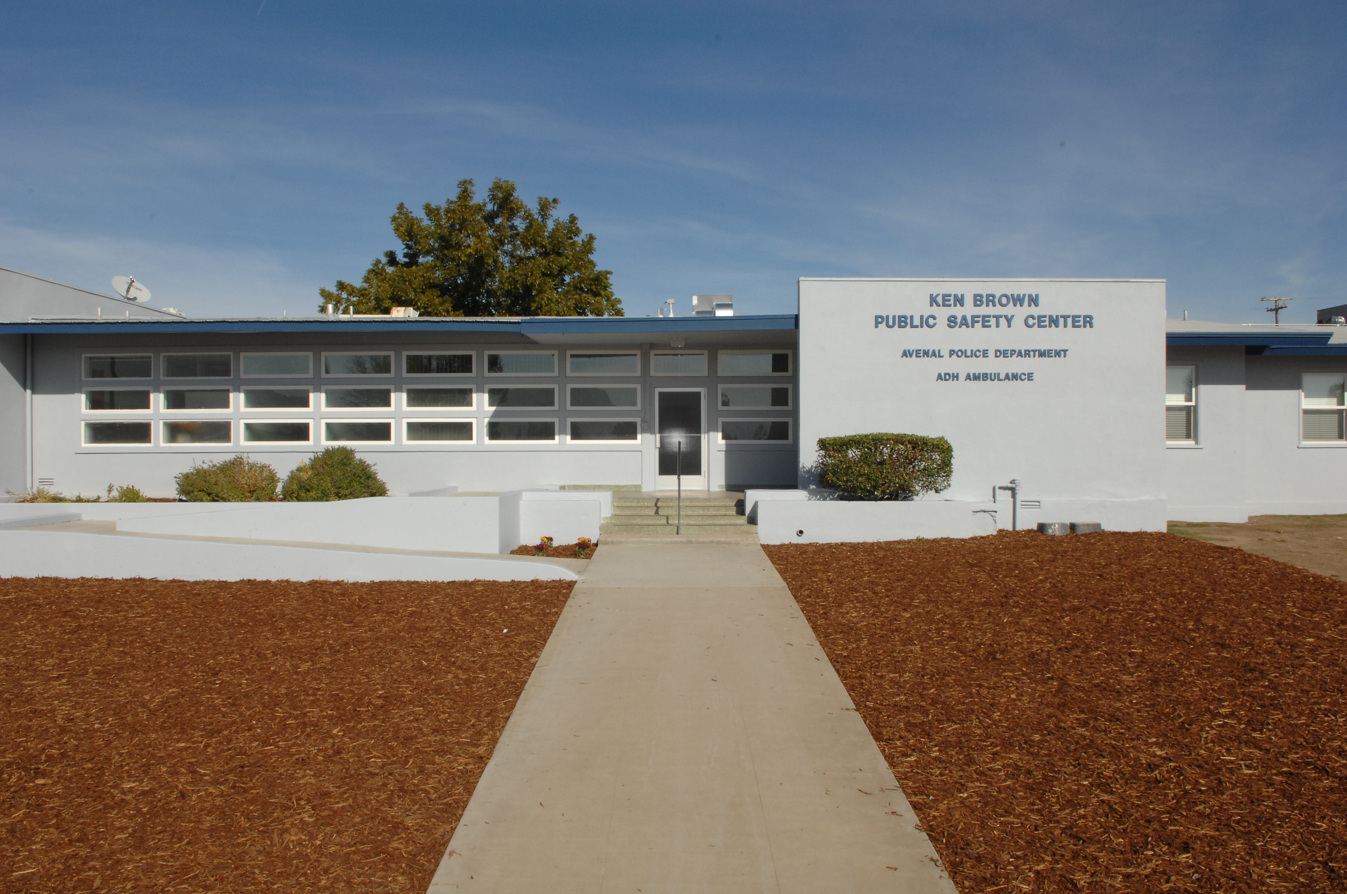 Ken Brown Public Safety Center